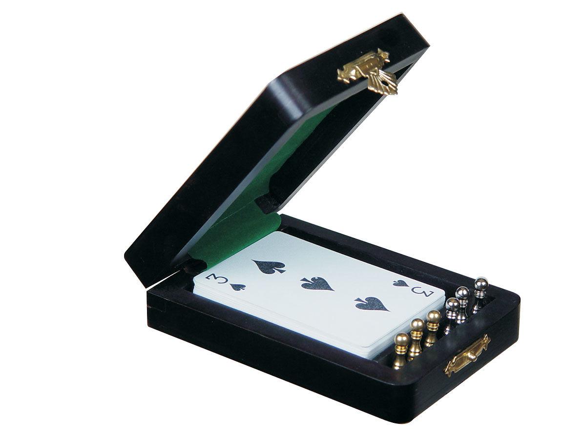 Card Box/Folding Cribbage Board