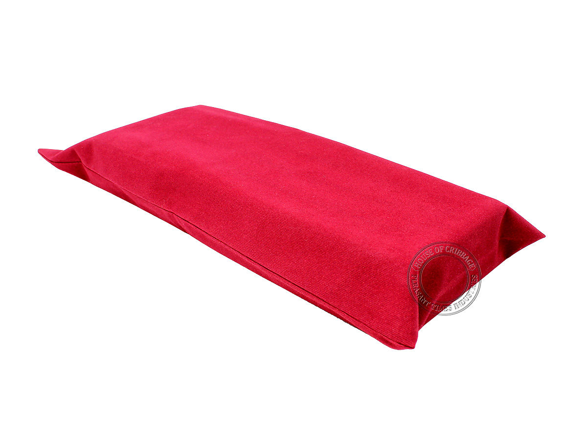 Protective Velvet Pouch for Cribbage Board